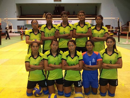 apf volley ball team